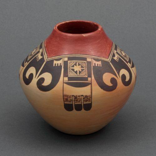 Tonita Nampeyo Bird Wing Jar
