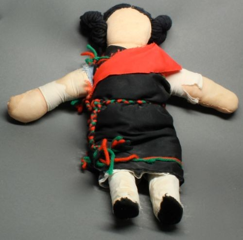 Hopi Maiden Doll by Rachel Naminga
