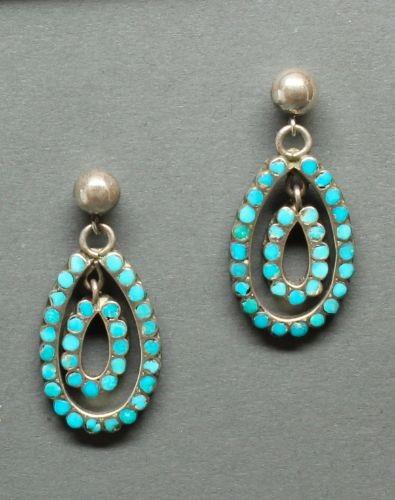 Dishta Family Dangle Earrings