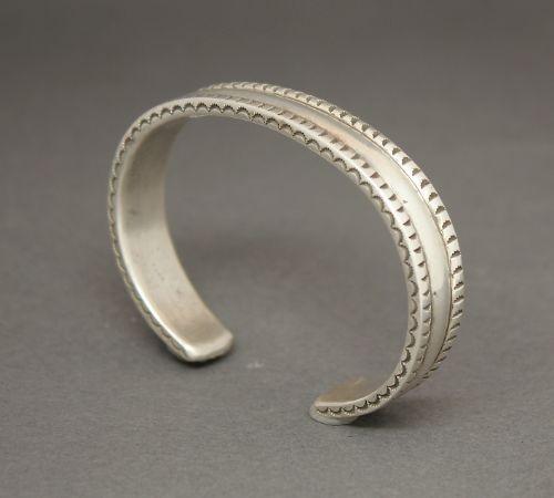 Perry Shorty Silver Ingot Bracelet