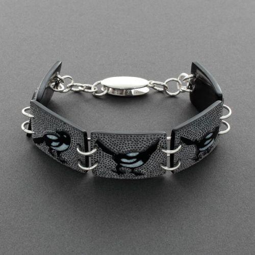 Kevin Pourier Magpie Bracelet