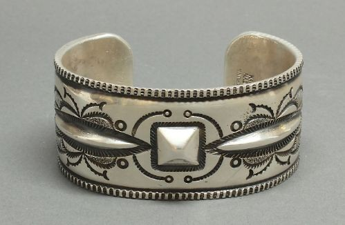 McKee Platero Silver Bracelet
