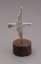 Norbert Peshlakai Bird Sculpture