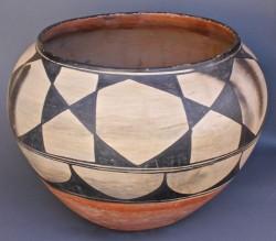 Santo Domingo Dough Bowl 1920s