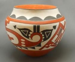 Acoma Jar by Lolita Concho