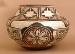 Zuni Polychrome Olla ca 1900-1920