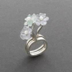Charlyn Reano Set of 3 Flower Rings.jpg