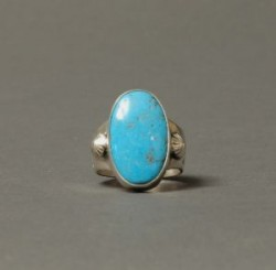 Tammy Nelson Ring with Turquoise