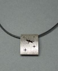 Charlyn Reano Dragonfly Pendant