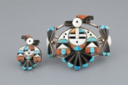 Zuni Ring and Bracelet Set