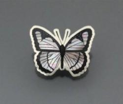 Dale Edaakie Pin - Pink Butterfly