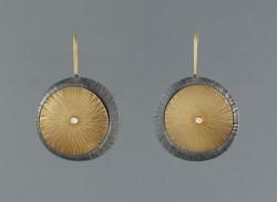 Maria Samora Seashell Earrings
