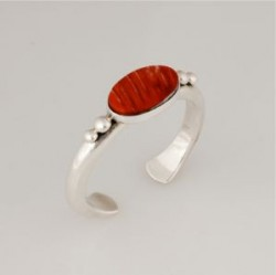 Albert Lee Bracelet with Red Spondylus
