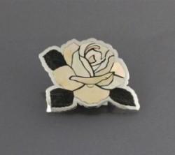 Dale Edaakie Pin - Yellow Rose