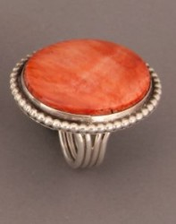 Albert Lee Spondylus Shell Ring