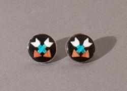 John Gordon Leak Arrow Earrings