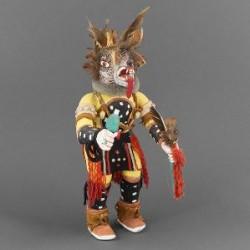 1950 Wolf Katsina from Hopi Villages