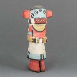 Hopi Chaveyo Kachina Circa 1930