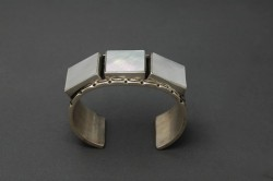 Mike Bird-Romero Bracelet With Mother Of Pearl Squares