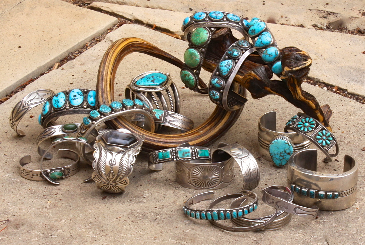 American Indian Bracelet Treasures Collection
