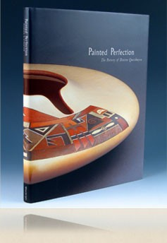 Painted Perfection: The Pottery of Dextra Quotskuyva by Martha H. Struever (Hardcover)